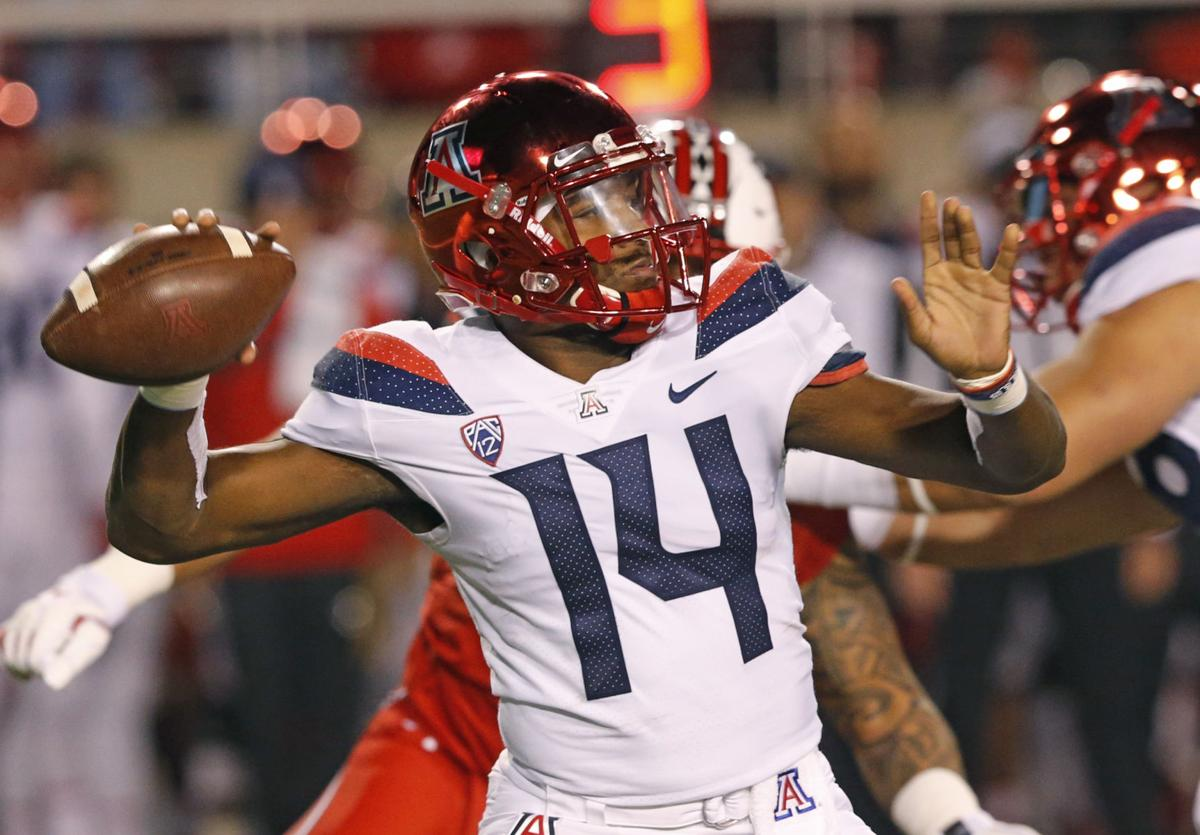 Arizona Utah Football