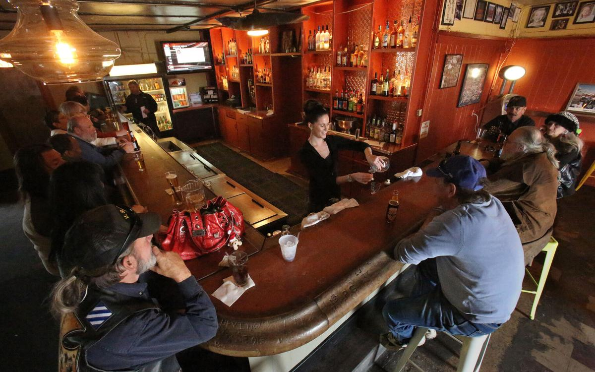 Bashful Bandit bar, Tucson