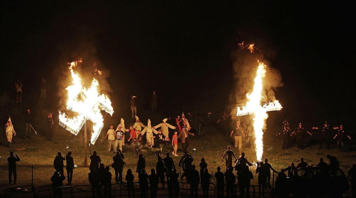 La inmigración, el nuevo enemigo número uno del Ku Klux Klan | La Estrella  | tucson.com
