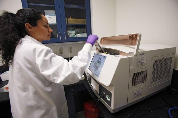 RapidHIT 200 DNA analyzer