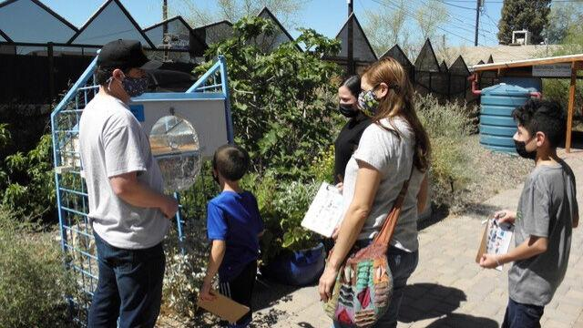 Watershed Management Group promotes sustainable living