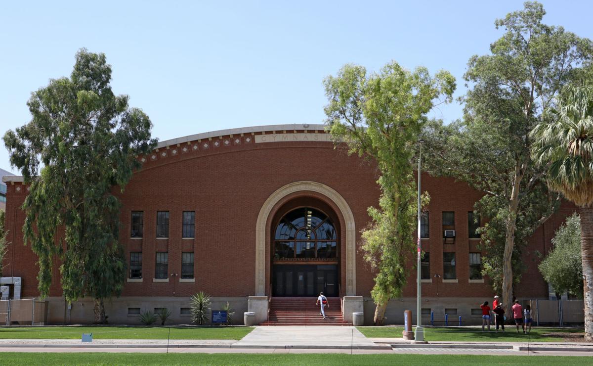 Photos: University of Arizona – Then and Now – Part 3