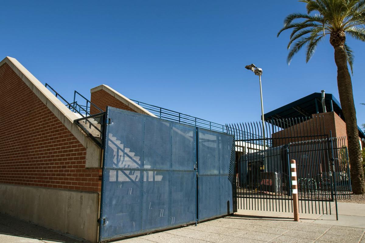 Hillenbrand Aquatic Center
