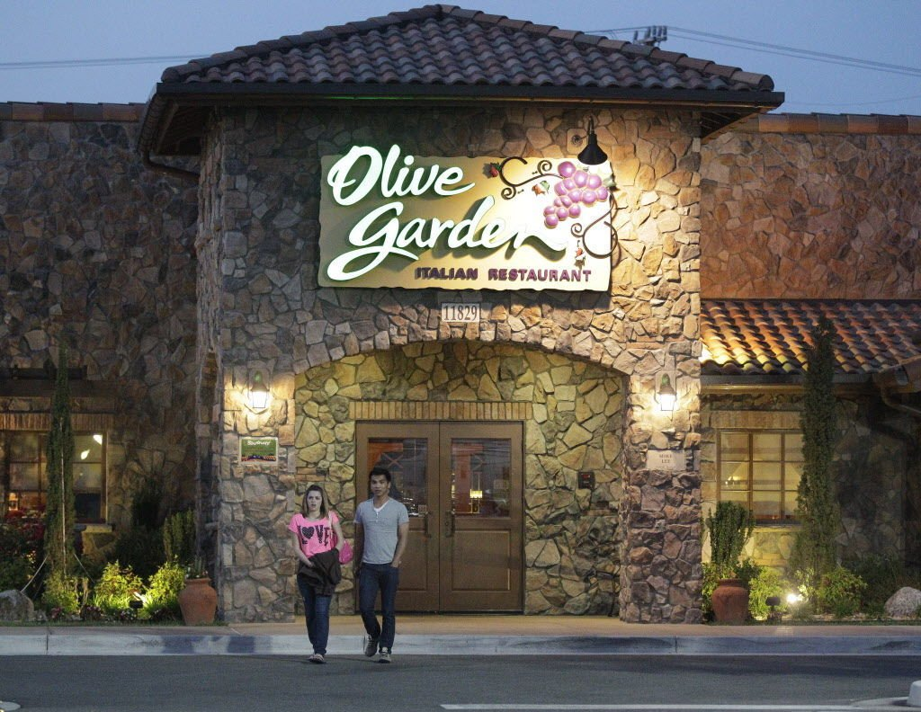 Eat Olive Garden Tuesday; your school may thank you | Latest ...
