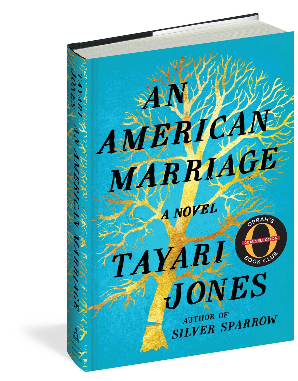 """An American Marriage"" Tayari Jones's book is an Oprah pick; also headed to TFOB"