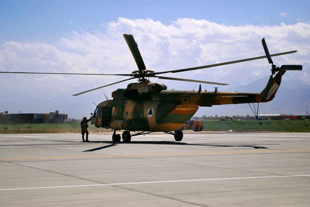 Pentagon sidesteps ban, buys Russian helicopters