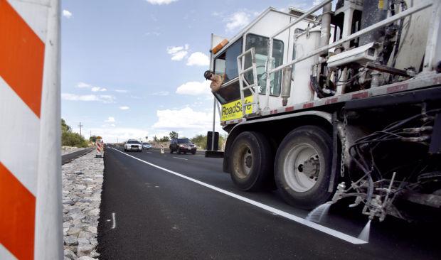Orange Grove Road improvement project