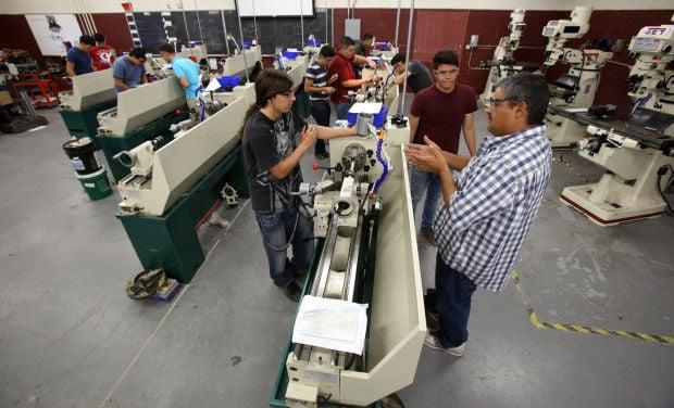 Precision machining class