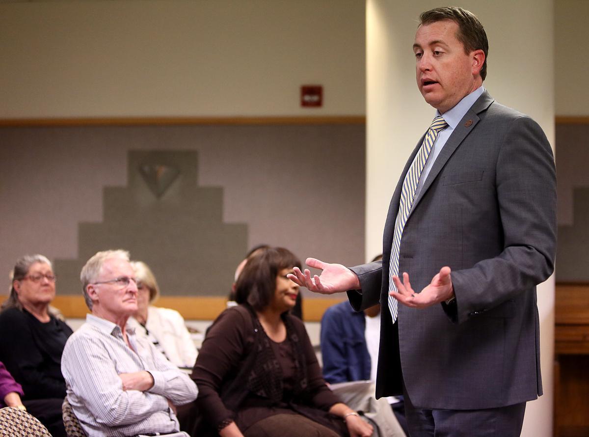 State Treasurer Jeff DeWit