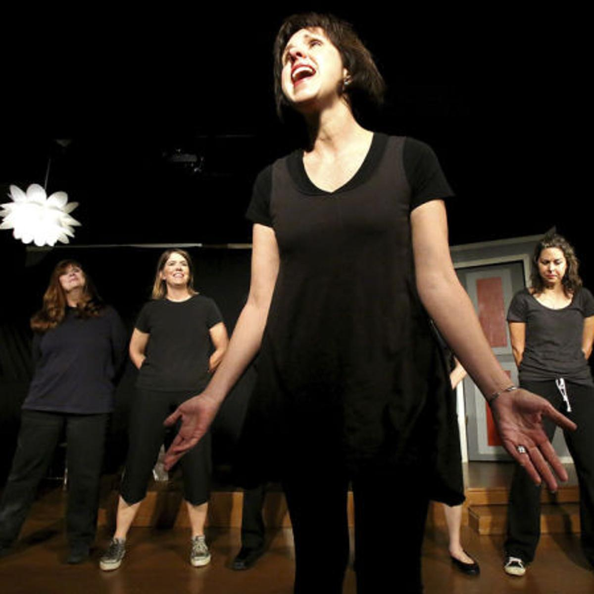 The Possible Dream Music Theater Class Is A Second Act For Stage Struck Adults Arts And Theater Tucson Com