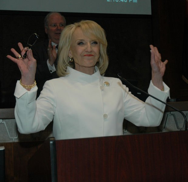 Gov. Brewer State of the State