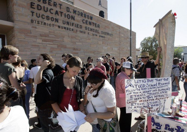 Appeals Court Upholds Parts Of TUSD Ethnic Studies Ban K - Ethnic studies banned us map