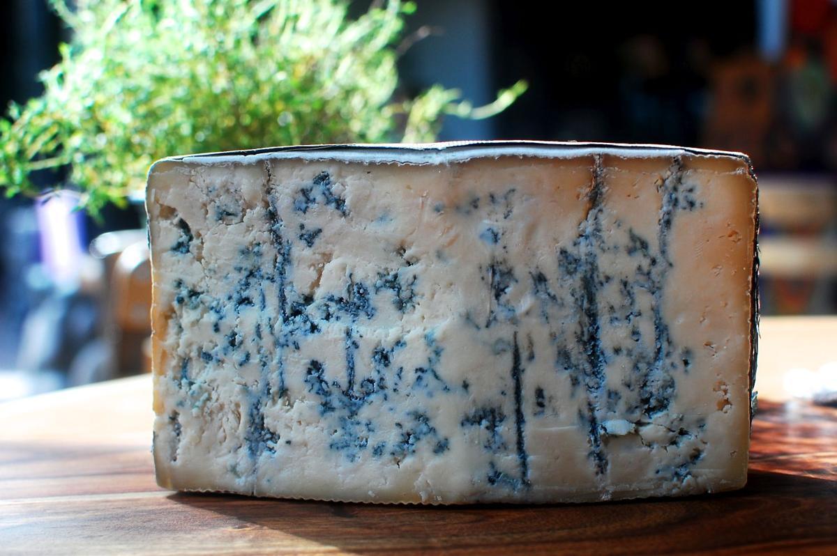 Blue cheese at Blu