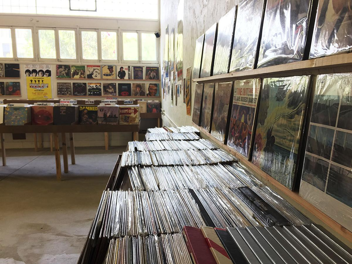 Vinyl Collectors Check Out This New Store In Downtown