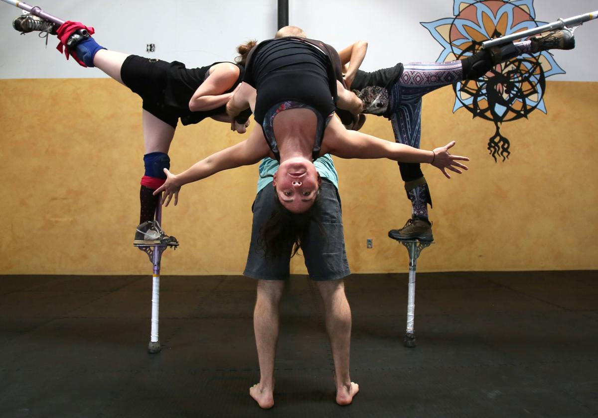 Cirque Roots - Fringe Festival