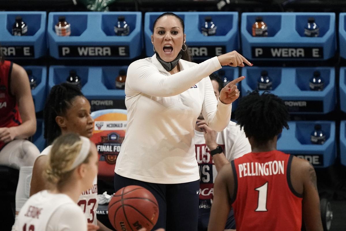 Arizona, Stanford, 2021 NCAA Women's Basketball National Chamionship