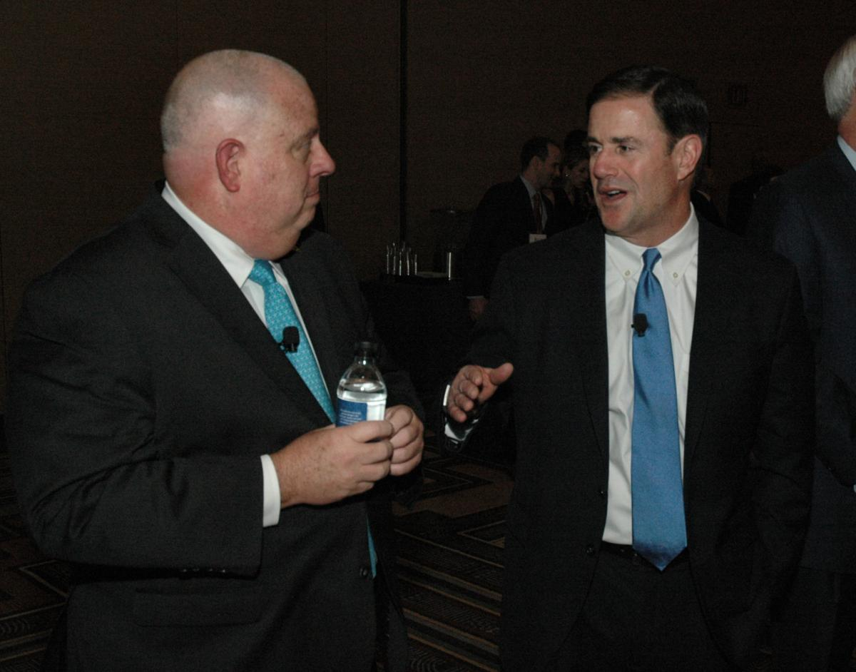 Doug Ducey at Republican Governors Association