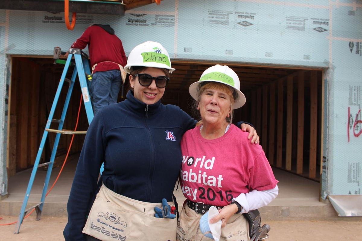 Habitat for Humanity Tucson Women Build
