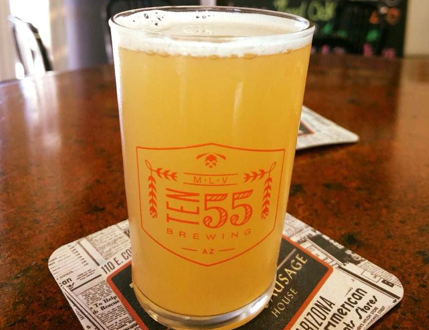 Ten55 Brewing's new downtown taproom opens this Saturday