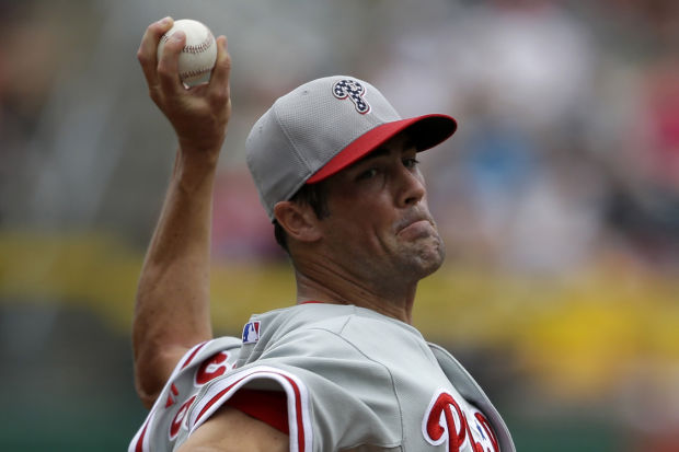 Game of the day: Phillies 6, Pirates 4: Cole outpitches Cole as Philly beats Pittsburgh