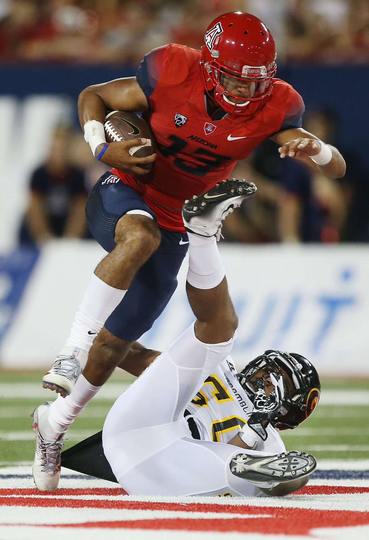 Grambling State vs. Arizona