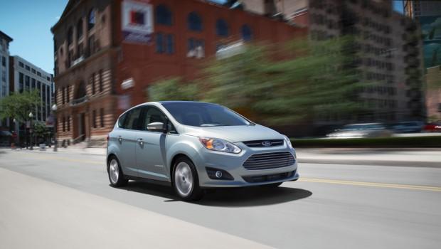 Ford C-Max hybrid roomy, economical