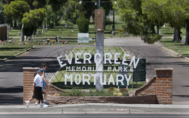 Evergreen Mortuary and Cemetery