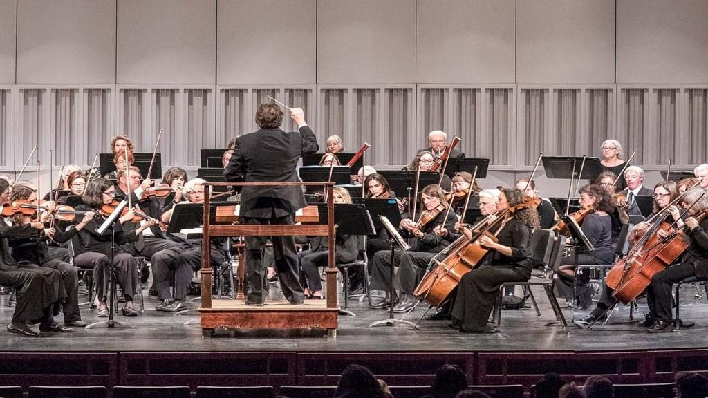 Expect crashing, booming and excitement at Civic Orchestra
