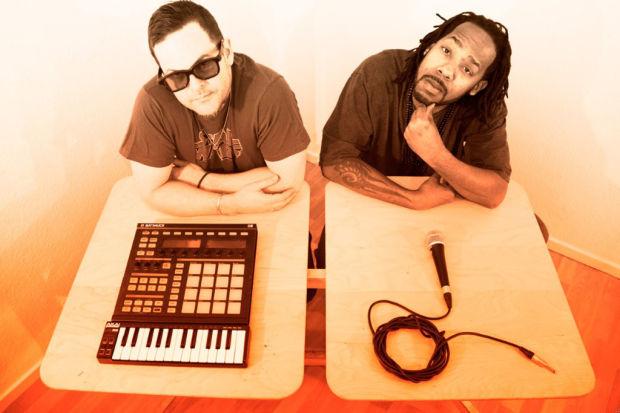 Hip-hop wanderers meet at Plush gig