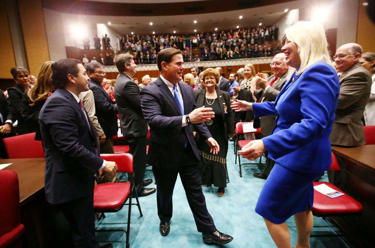 Governor Doug Ducey makes his State-of-the-State address