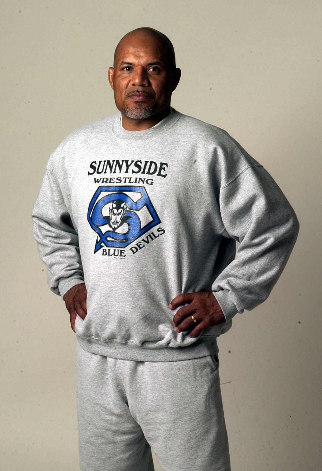 1. Bobby DeBerry, Sunnyside wrestling
