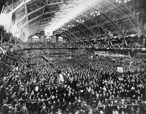 Republican National Conventions: A look back