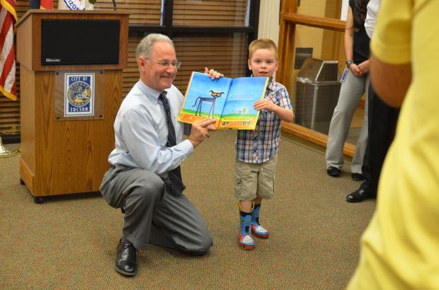 Mayor's reading challenge