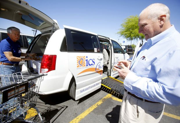 Group's transportation help is lifeline