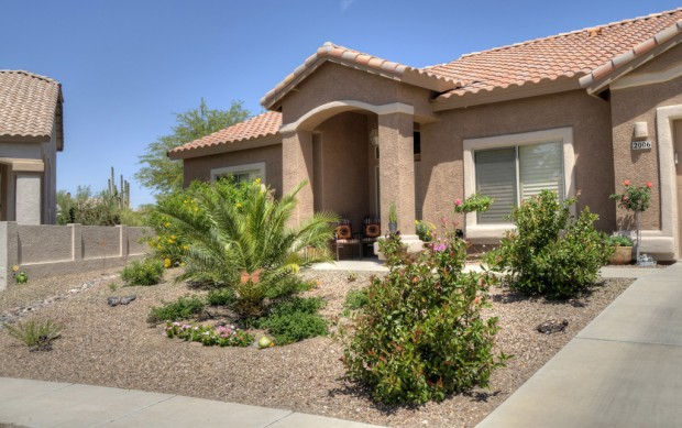 Curb appeal is essential to selling a home