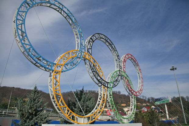 Winter Olympics preparations in Sochi