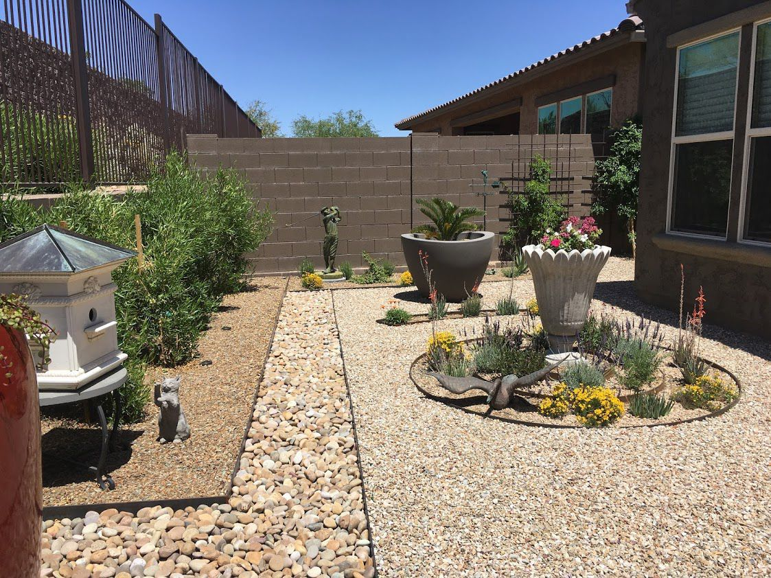 Designing Your Own Sustainable Landscape Home Life Health Tucson Com