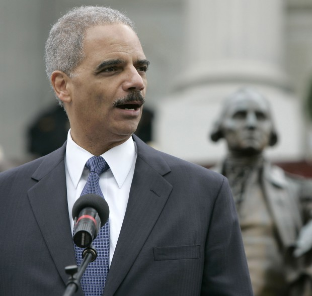 Holder: Voting rights under attack in states