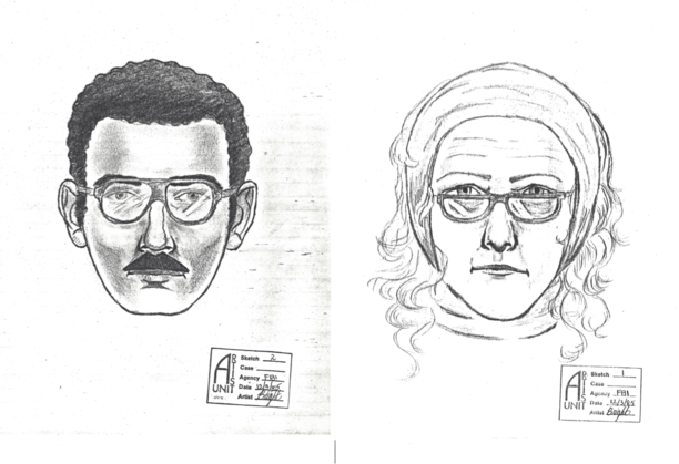 Suspects in painting theft