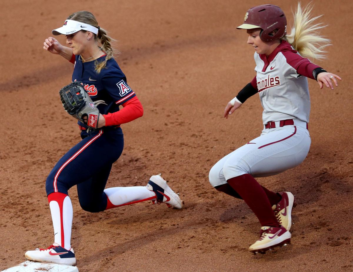 Mizzou transfer Rylee Pierce happy — and hitting — as part of the Wildcats' lineup