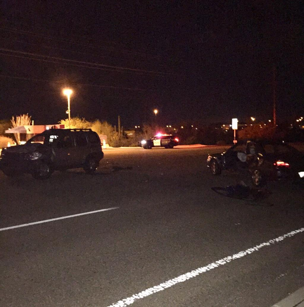 Attempted armed robbery this morning prompts Tucson police