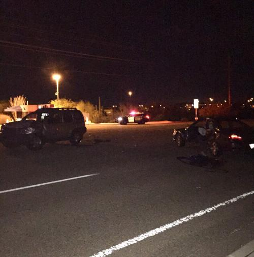 Police ID Man Killed In Crash On Tucson's Southeast Side
