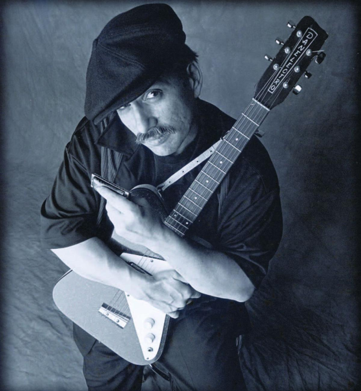 Friday, August 18 — Enjoy some touring blues music goodness