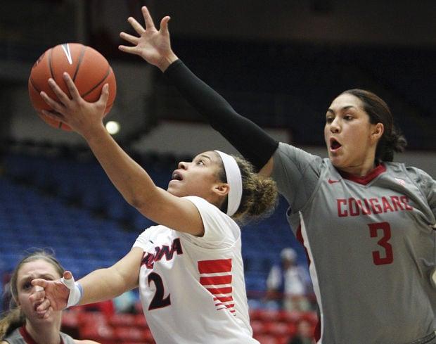 Women's Basketball: Washington State 60, Arizona 50: Cats feel 'sting' after losing 5th straight