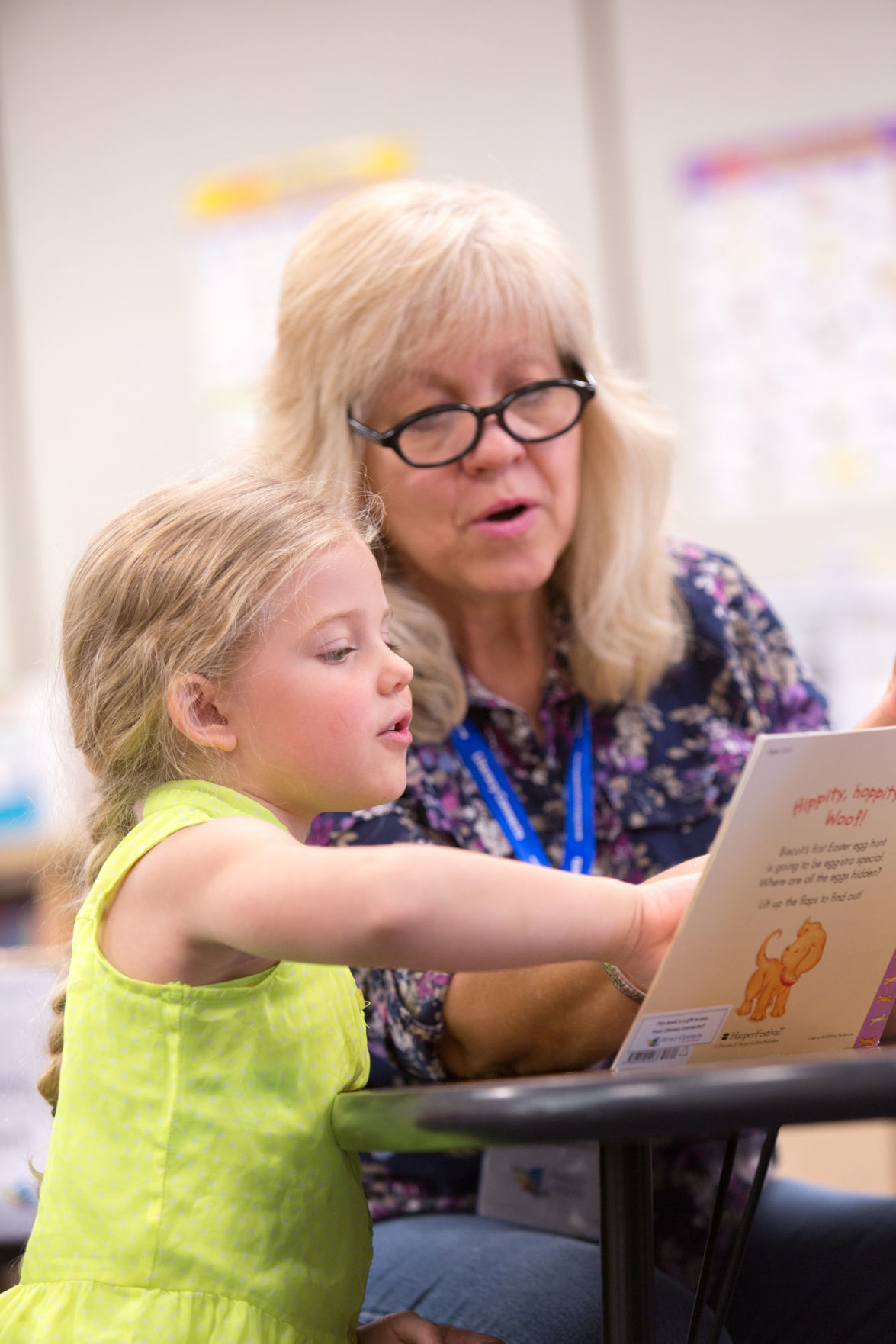 Reading Seed, Literacy Connects