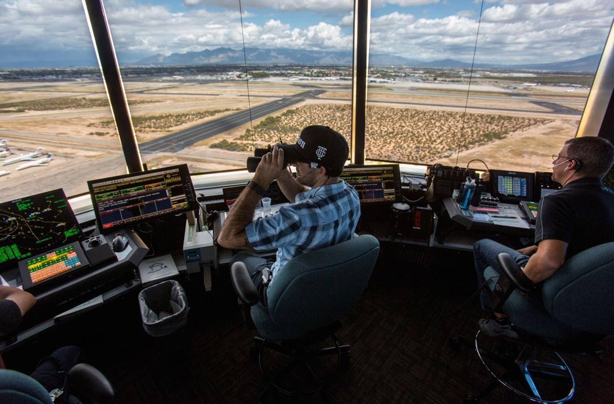 Tucson Air Traffic Control Tower