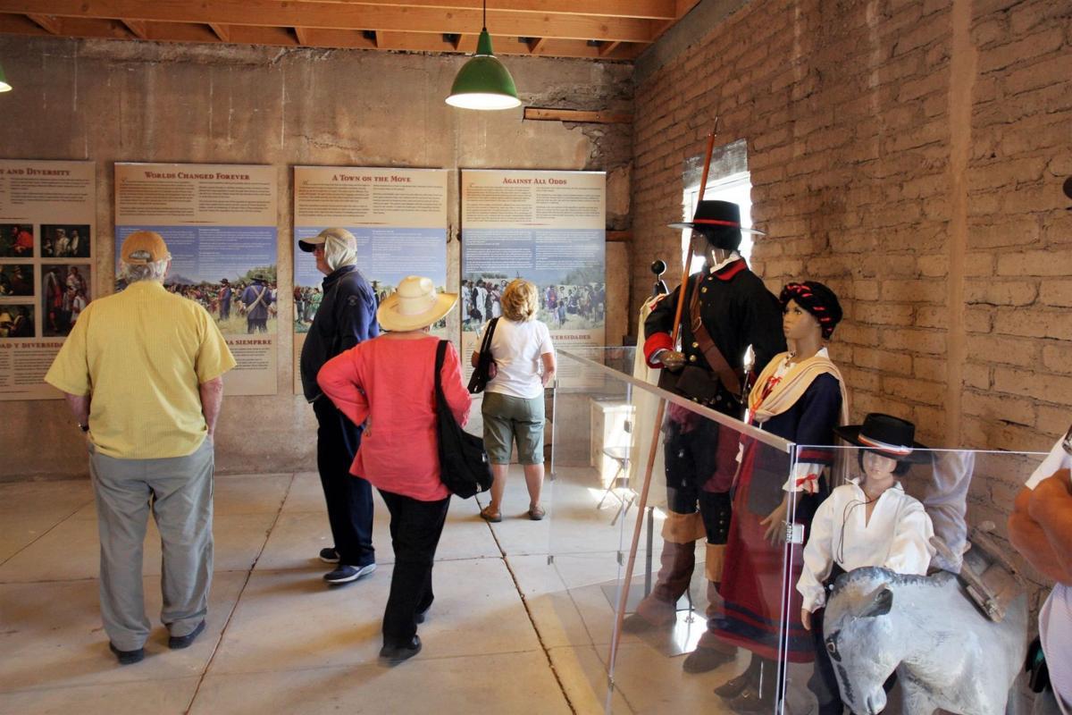 Anza Tour — Historic Canoa Ranch