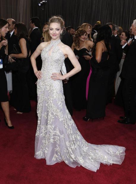 And who was wearing what on Oscars red carpet