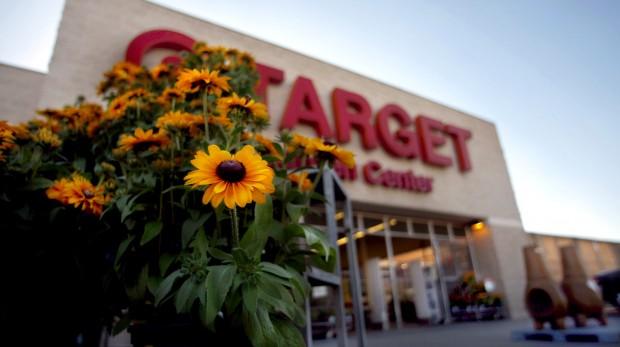 Target ends garden centers