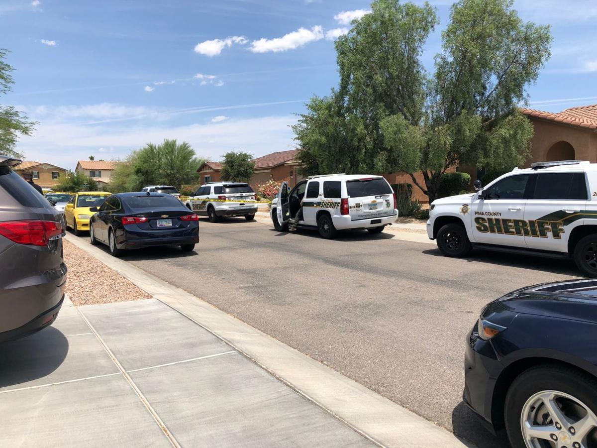 Shooting leaves one person dead northwest of Tucson